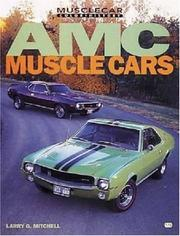 AMC Muscle Cars (Muscle Car Color History) PDF