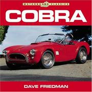 Cobra by Dave Friedman