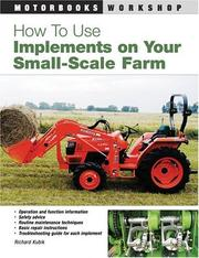 How to use implements on your small-scale farm PDF