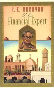 The financial expert by Rasipuram Krishnaswamy Narayan