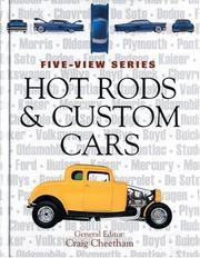 Hot Rods and Custom Cars PDF