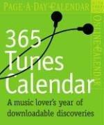 365 Tunes Calendar 2006 (Page a Day Calendar) PDF