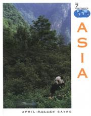 Cover of: Asia by April Pulley Sayre