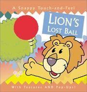 Lion's lost ball PDF