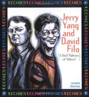Jerry Yang and David Filo by Josepha Sherman