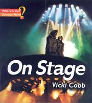 Cover of: On stage by Vicki Cobb