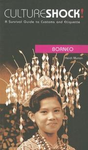 Culture Shock! Borneo by Heidi Munan