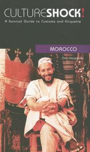 Culture Shock! Morocco by Orin Hargraves