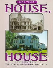 House, House by Jane Yolen