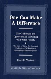 One can make a difference PDF