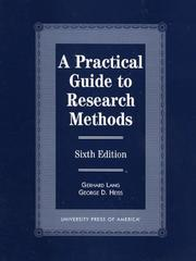 A practical guide to research methods PDF