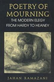 Poetry of mourning PDF