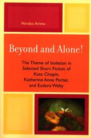 Beyond and alone! PDF
