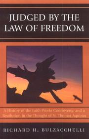 Judged by the law of freedom PDF