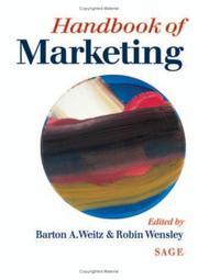 Handbook of marketing