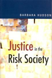 Justice in the risk society PDF
