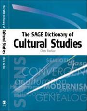 the sage dictionary of cultural studies chris barker 2004