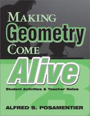 Making geometry come alive! PDF