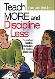Teach More and Discipline Less PDF