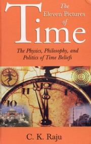 The Eleven Pictures of Time by C. K. Raju