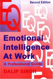 Emotional Intelligence at Work PDF