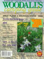 Woodall's Camping Guide 1999 PDF