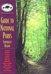 Guide to national parks by Russell D. Butcher