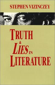 Truth and lies in literature PDF