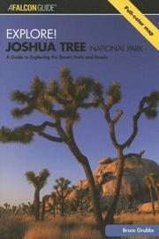 Explore! Joshua Tree National Park PDF