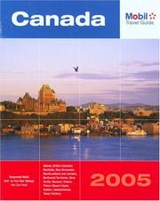 Mobil Travel Guide Canada, 2005 by Mobil Travel Guide