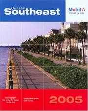 Mobil Travel Guide Coastal Southeast, 2005 by Mobil Travel Guide