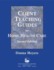Client Teaching Guides Home Health Care PDF