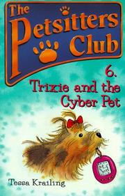 The Petsitters Club by Krailing, Tessa