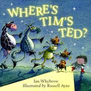 Where's Tim's ted? PDF