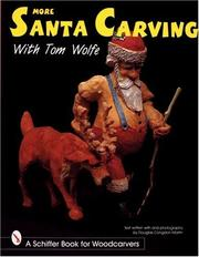 More Santa carving with Tom Wolfe PDF