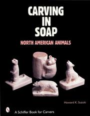 Carving in soap by Howard K. Suzuki