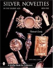 Silver Novelties in The Gilded Age PDF