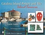 Catalina Island Pottery and Tile Island Tr PDF