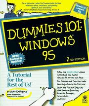Dummies 101 by Andy Rathbone