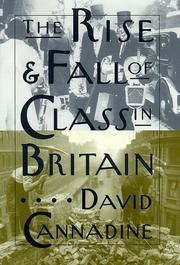 The rise and fall of class in Britain PDF