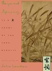 Beyond spring PDF
