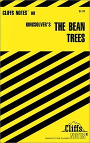 Cliffsnotes on Kingsolvers the Bean Trees PDF