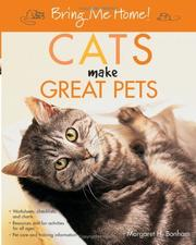 Bring Me Home! Cats Make Great Pets (Bring Me Home!) PDF