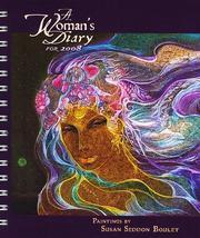 A Womans Diary for 2008 Calendar