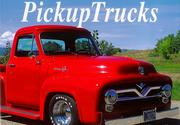 Pickup trucks by Carroll, John