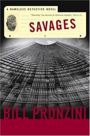 Cover of: Savages by Bill Pronzini