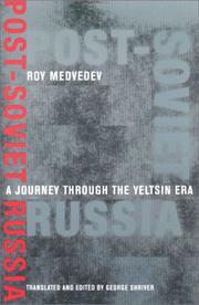 Post-Soviet Russia PDF