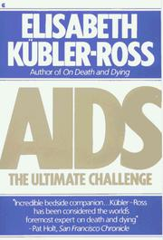 AIDS by Elisabeth Kübler-Ross