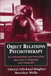 Object Relations Psychotherapy PDF