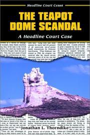 The Teapot Dome scandal trial PDF